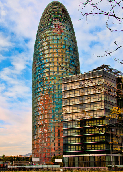 2010_0029 - Building - Barcelona by ALEJANDRO DEMBO