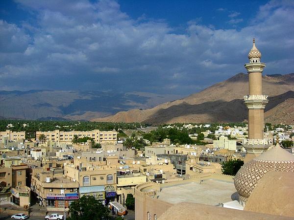Oman by zanyzan