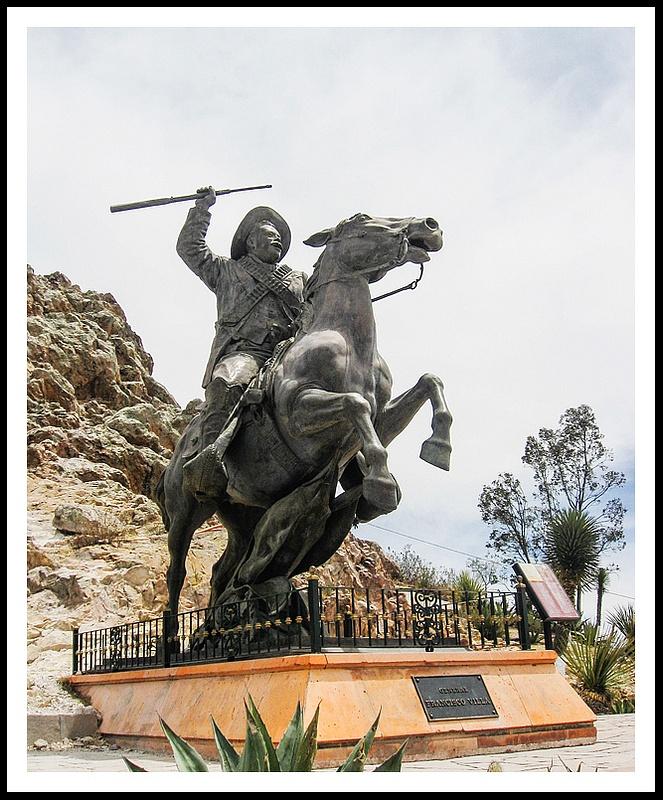 22 Mexican Revolution Plaza