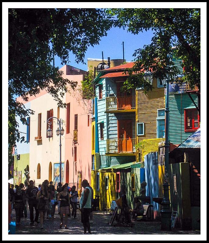 19 La Boca, Buenos Aires, Argentina
