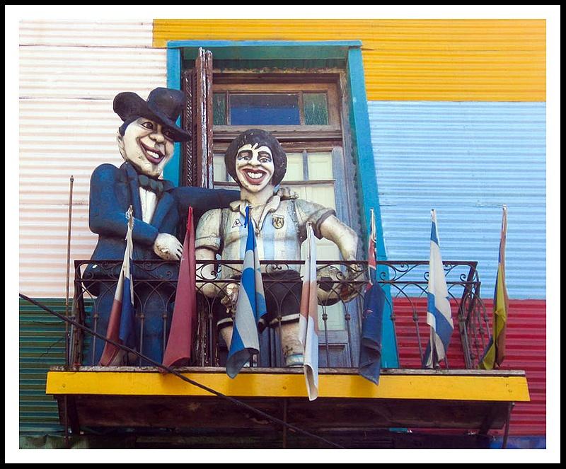 20 La Boca, Buenos Aires, Argentina