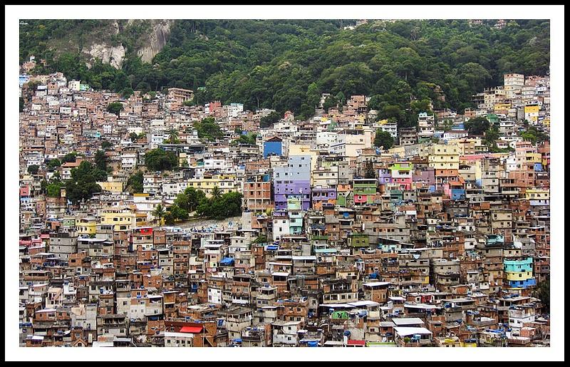 64 Favela, Rio, Brazio