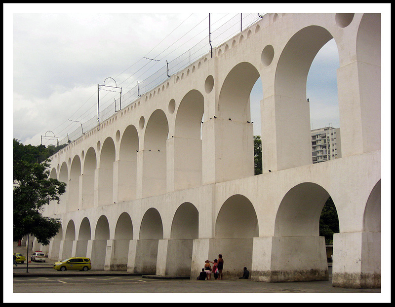 68 Aquaduct, Rio, Brazil