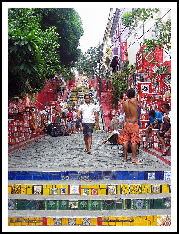 69 Steps, Rio, Brazil