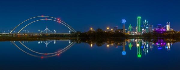 Dallas Panoramic Reflections - Portfolio - John Roberts