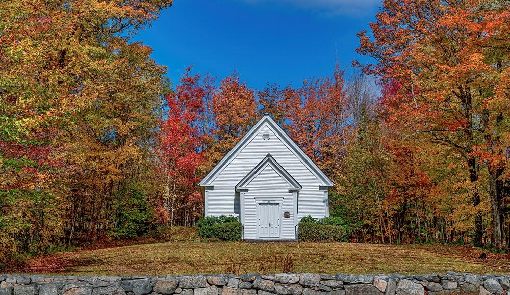 Randolph Church_New Hampshire