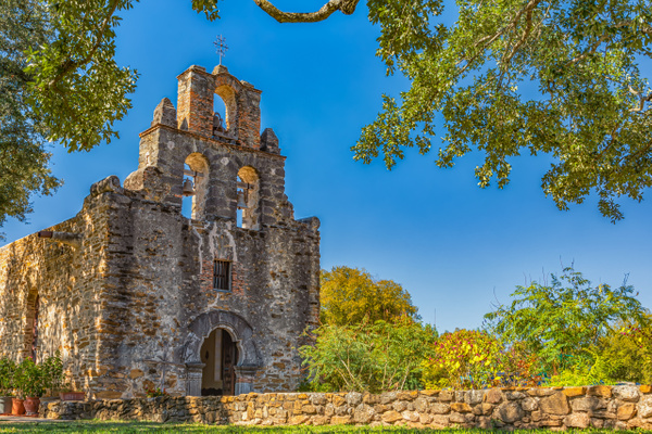 San Antonio_Mission Espada - Texas - John Roberts - Clicking With Nature®