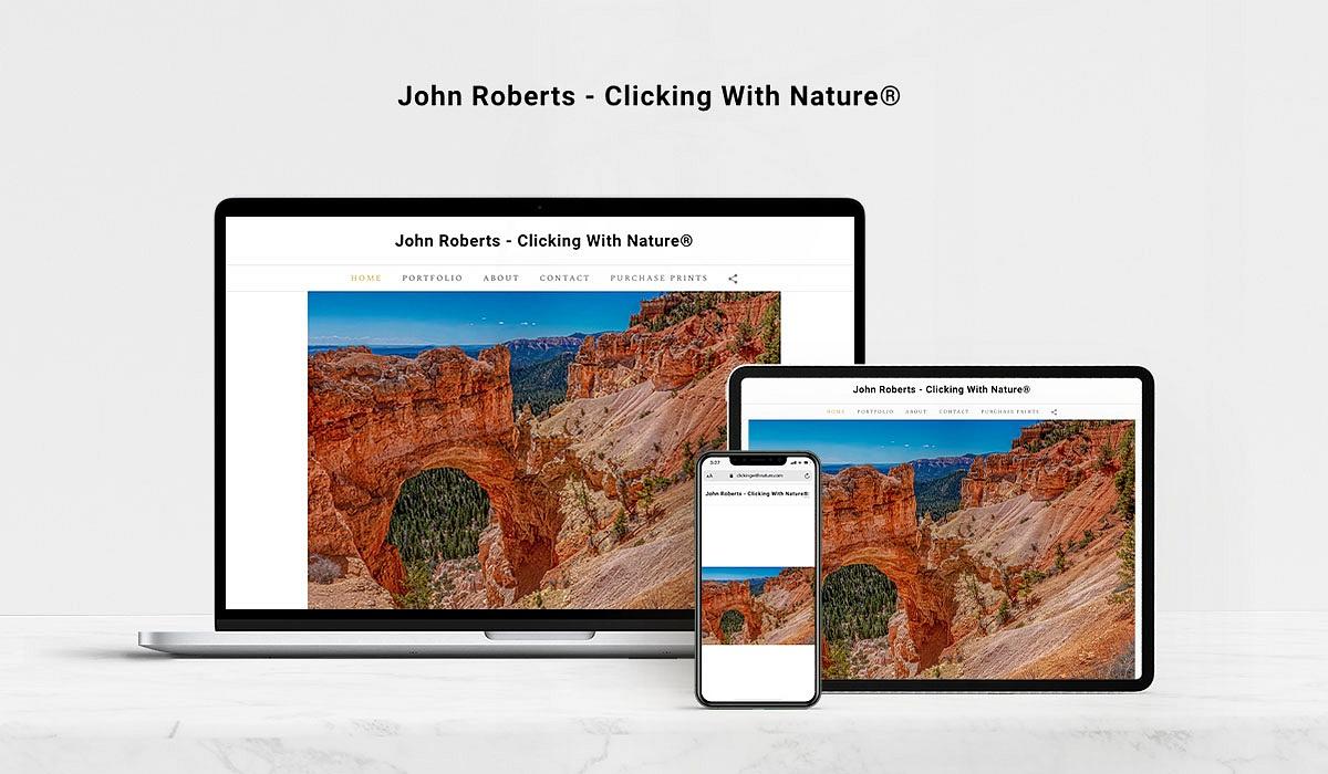 John Roberts - Clicking With Nature®