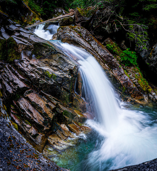 Rainbow Falls - Streams and Rivers - McKinlay Photo