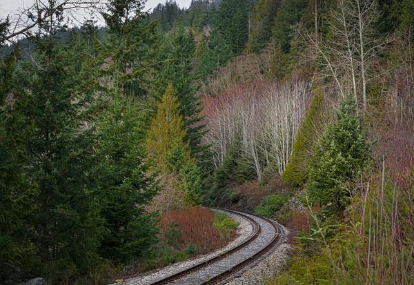 Turning Left - Landscape - McKinlay Photo