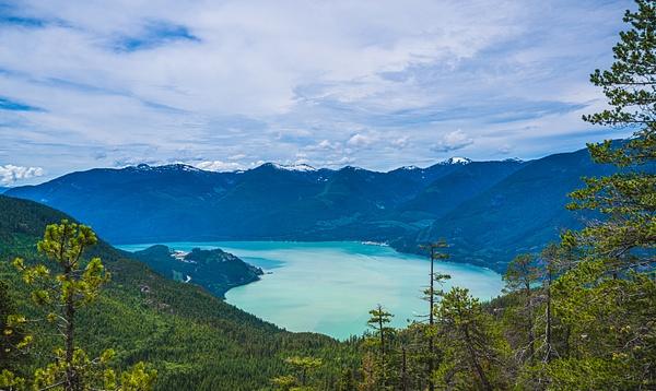 Howe Sound - Landscape - McKinlay Photo