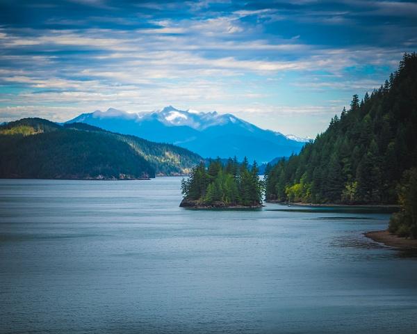 Just Around the Corner - Landscape - McKinlay Photo