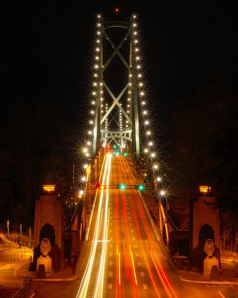 Lions Gate Bridge - Cityscape - McKinlay Photo