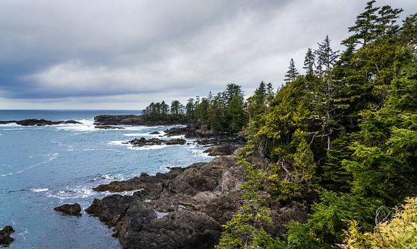 Rocky Coast - Landscape - McKinlay Photo