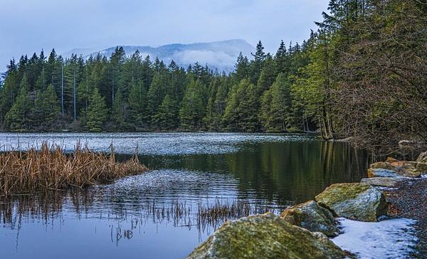 Browning Lake - Landscape - McKinlay Photo