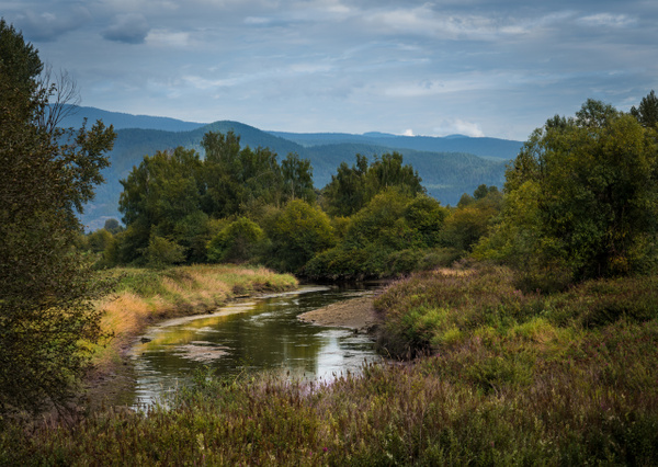 Another From the Other Side - Streams and Rivers - McKinlay Photo