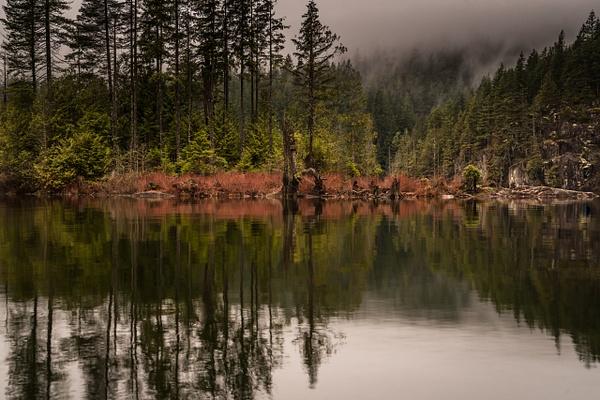 Buntzen Island - Streams and Rivers - McKinlay Photo