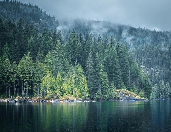 Dreary Days - Landscape - McKinlay Photo