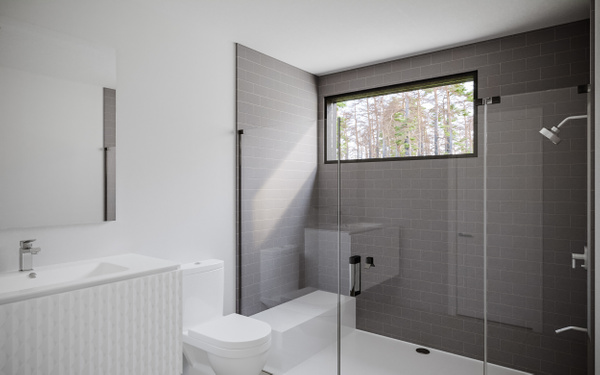 Interior_Bath - Rendering - Stellar Real Estate Marketing