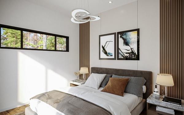 Interior-BR2 - Rendering - Stellar Real Estate Marketing