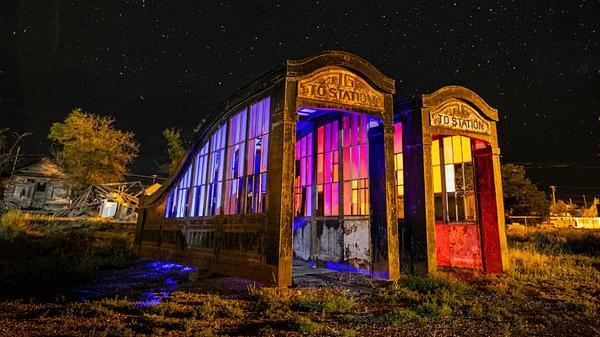 Goldfield_To Trains - Nocturnal - Stan Pechner
