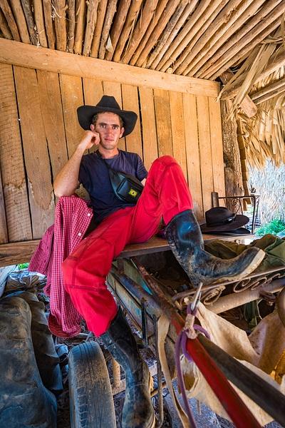 Viñales_Cuba_Cowboy - Cuba - Sten Pechner