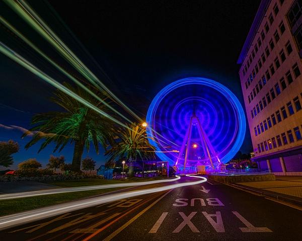 San Sebastian_Ferris wheel - Home - Stan Pechner Photography