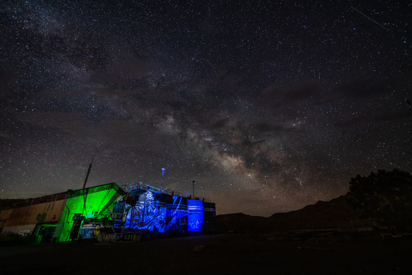 Mining the Milky - Home - Stan Pechner Photography