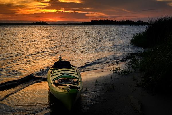 NC.CFRIVER.SUNSET-620_017 - Landscapes - Jonathan C. Watson
