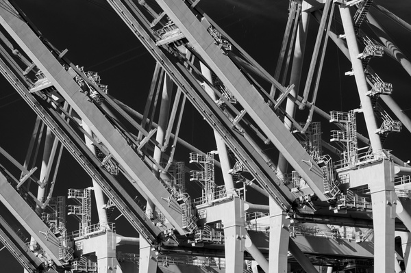 Seattle: The Port of Seattle - Spotlight: Seattle - Jonathan C. Watson Photography