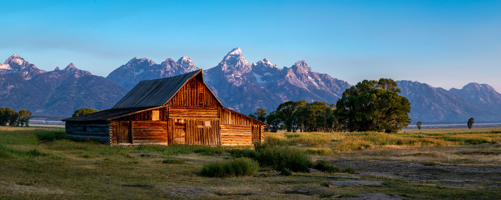 Grand Tetons National Park Photography