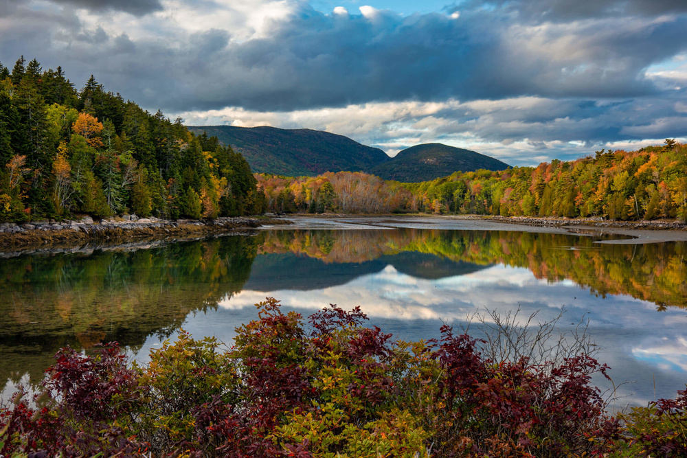 Little Long Pond - Acadia National Park