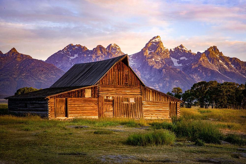T.A. Moulton Barn - Grand Teton National Park