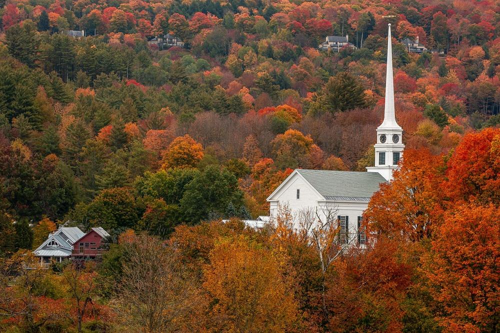 New England Autumn Photographer