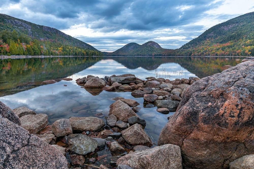 Jordan Pond - Acadia National Park