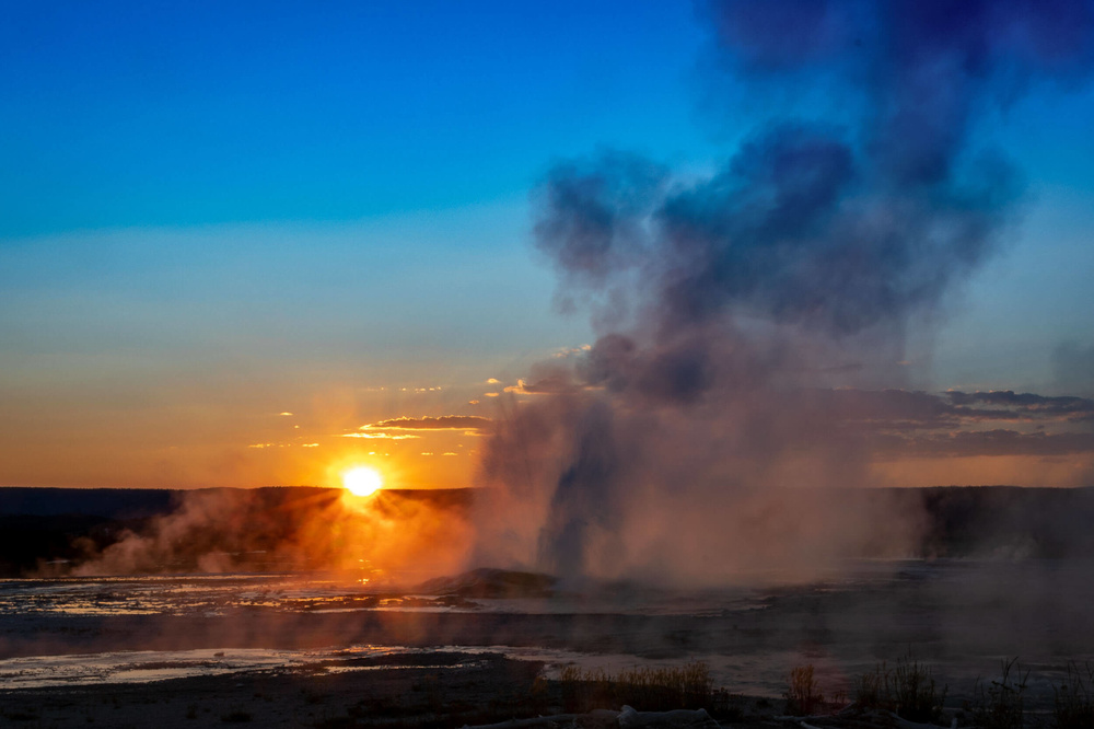 Yellowstone Photographer