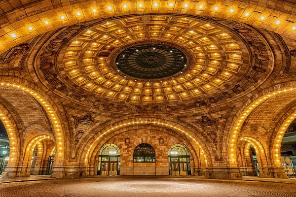 Pittsburgh Pennsylvanian building dome