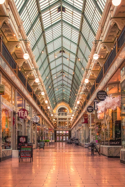 5th Street Arcades - Cleveland