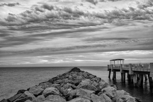 South Point Pier Park - Landscape Photography - John Dukes Photography