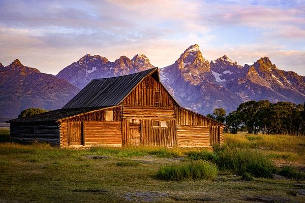 Grand Tetons-2 - Landscape Photography - John Dukes Photography