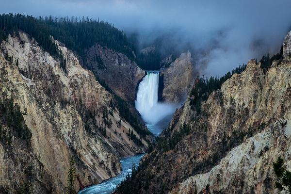 Yellowstone National Park Photography - Fine Art Photographer and Wall Art Photography