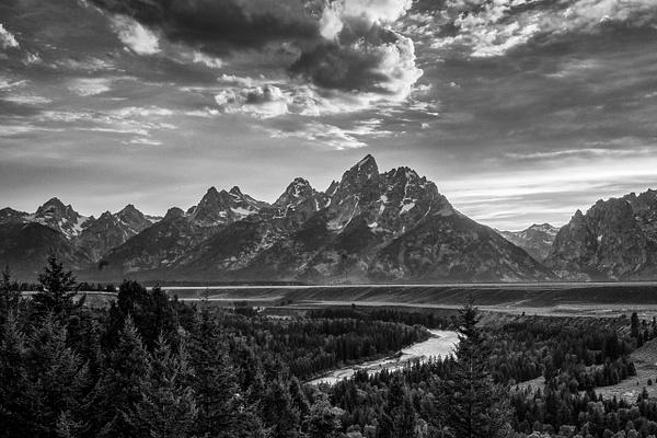 Grand Tetons-1-2 - Landscape Photography - John Dukes Photography