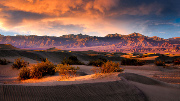Death Valley-1 - Fine Art Photographer and Wall Art Photography