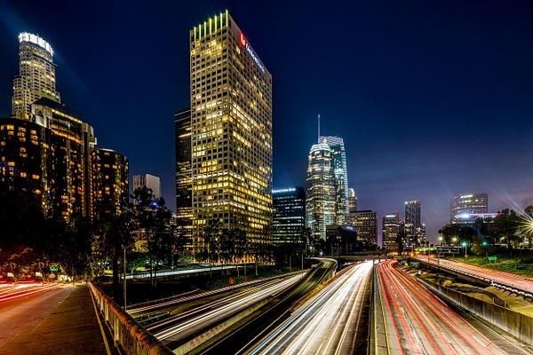 Los Angeles-3 - Cityscape Photography - John Dukes Photography