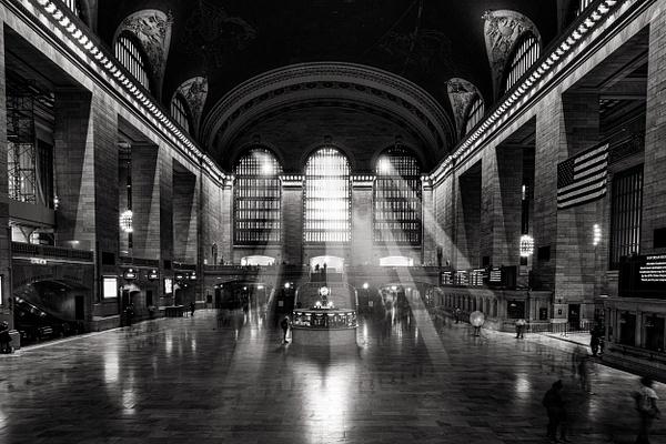 Grand Central Terminal-1 - Travel Destinations - John Dukes Photography