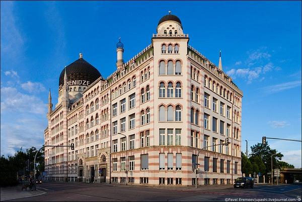 Dresden by PavelEremeev