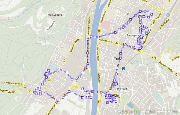 GPS_Map by PavelEremeev
