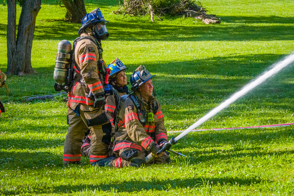 Box 38-04 Glen Arm Road-16 - Fire Photography - Howard Berliner Photography