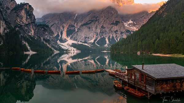 Lago di Braies - Landscapes - Tim Shields Landscape Photography