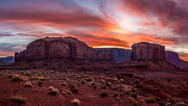 Monument Valley 3972 1080P RGB - Rockscapes - Tim Shields Landscape Photography